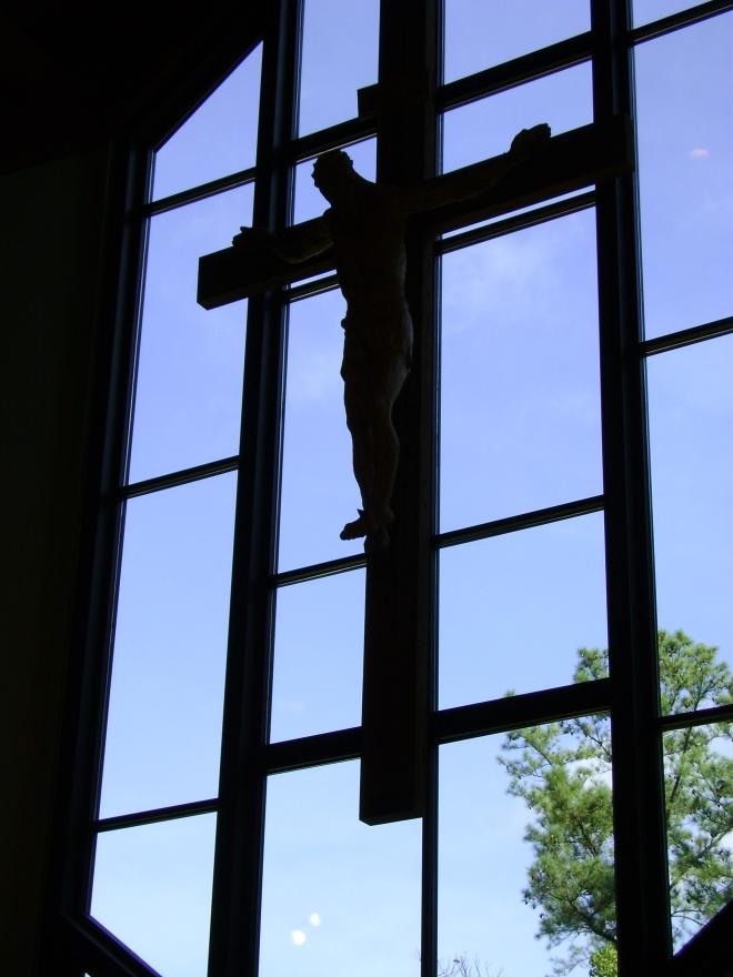 StPhilip crucifix